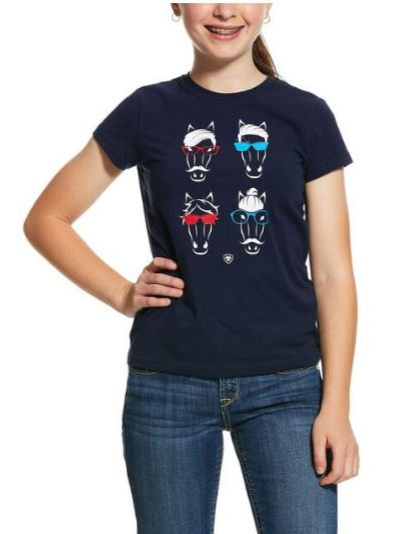 Ariat Junior Hipster T- Shirt