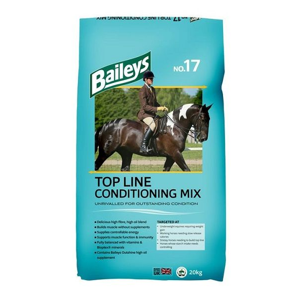 Baileys No 17 Top Line Conditioning Mix 20kg