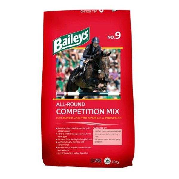 Baileys No 9 All-Round Competition Mix 20kg