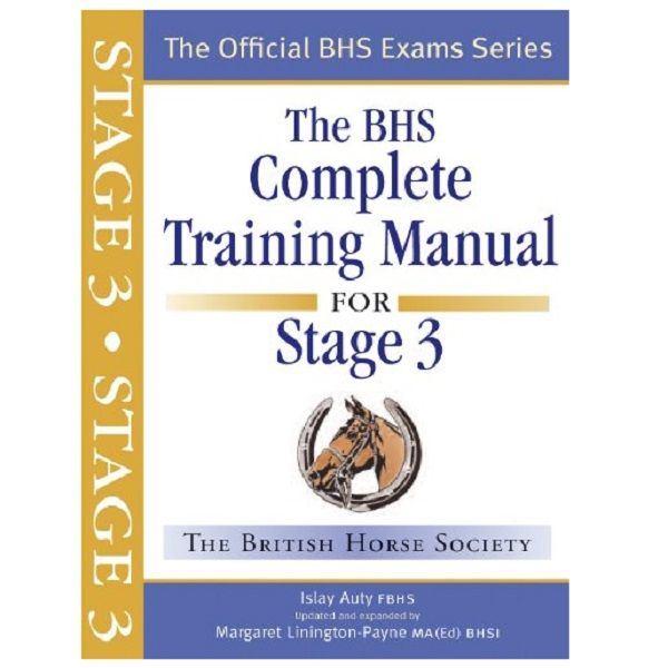 BHS Stage 3 Manual