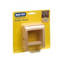 Breyer Wooden Saddle Stand Traditional