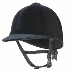Champion Junior Riding Hat NOT TO CURRENT STANDARD