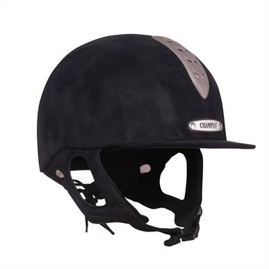 Champion Junior X-Air Riding Hat NOT TO CURRENT STANDARD