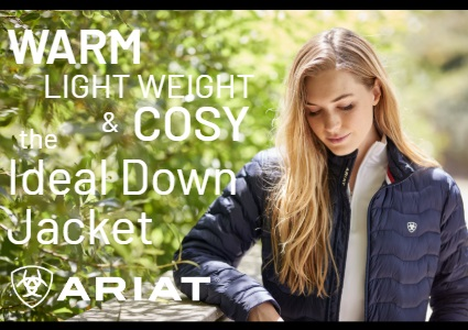 Ariat Womens Ideal 3.0 Down Jacket 2020