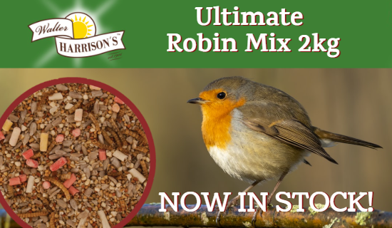 Walter Harrisons Ultimate Robin Mix 2kg